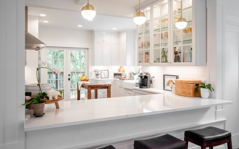 Portland Kitchen Lightens Up