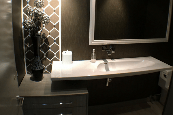 Adding Flair With Unique Bathroom Sinks